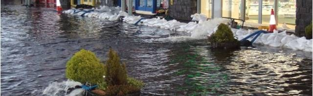 Storm Damage in Lahinch and Salthill